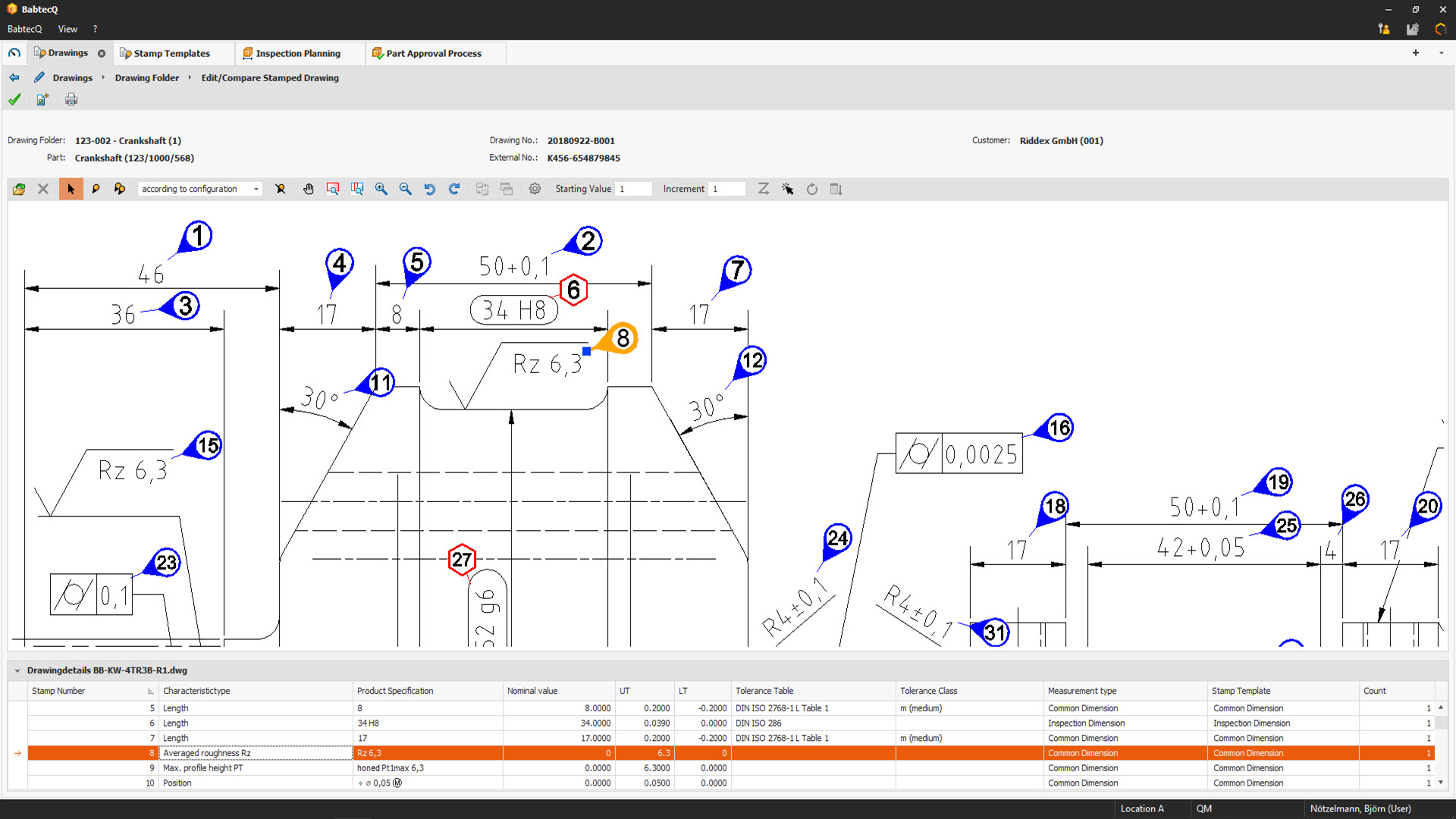 QMS with CAD Integration