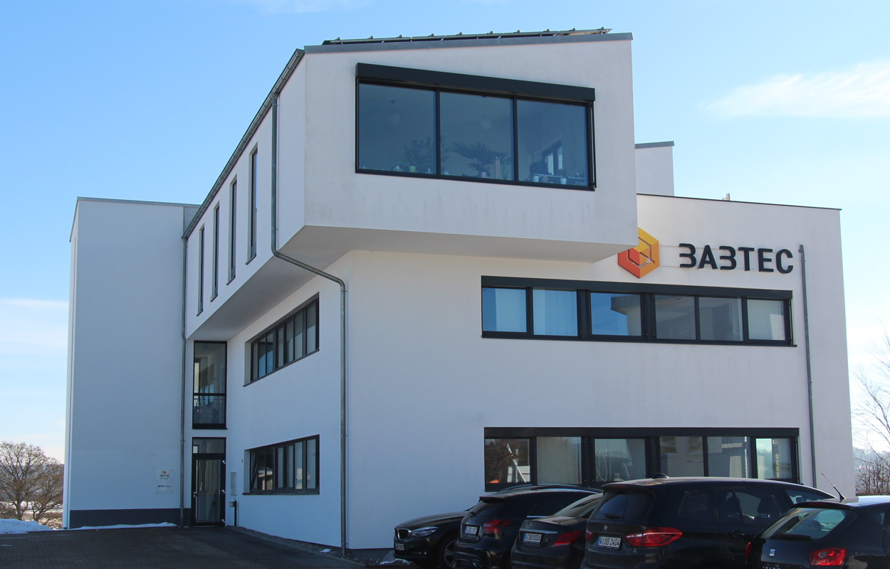 Our stylish office in Villingen-Schwenningen