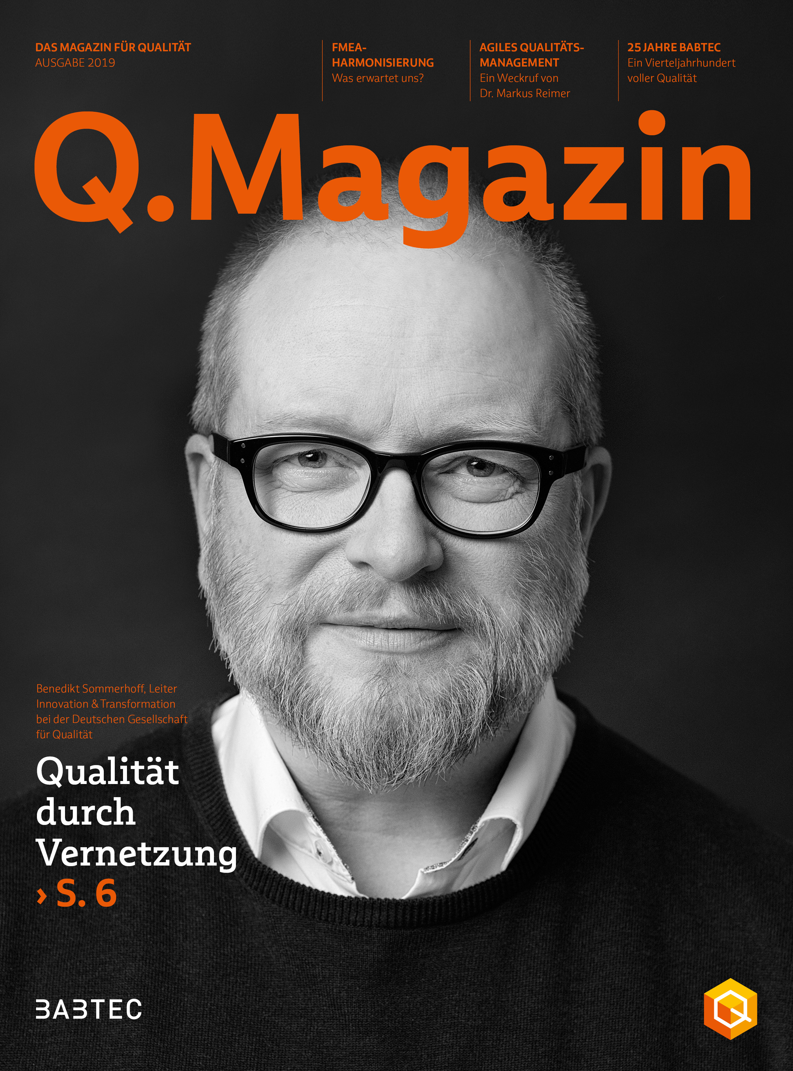 Babtec Publishes 2019 Edition of Q.Magazine