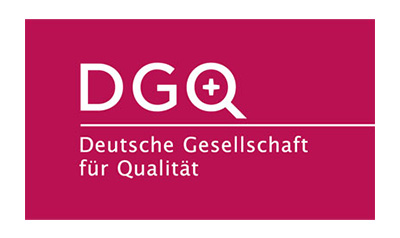 Our partner German Association for Quality (DGQ)