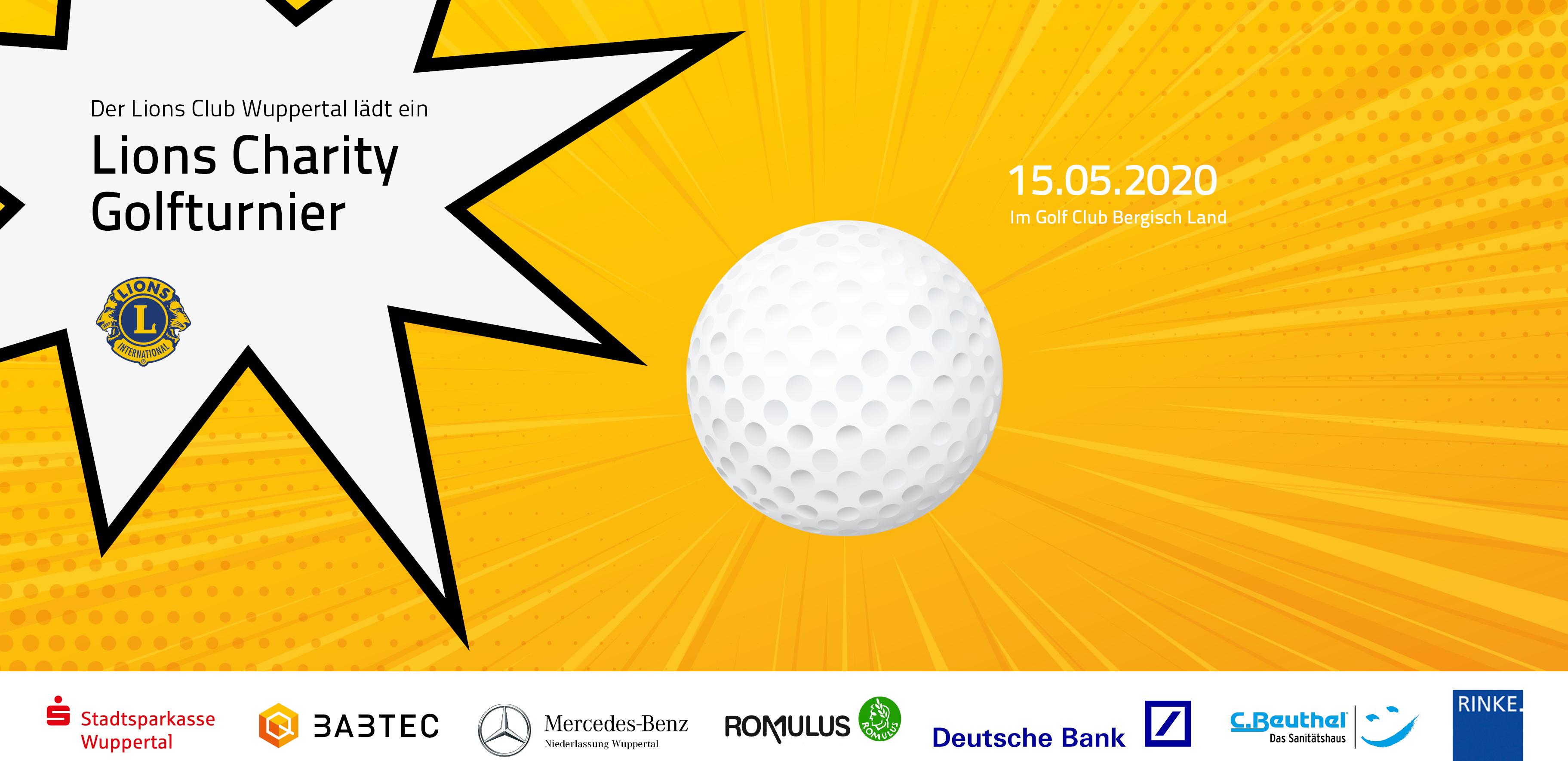 Lions Charity Golfturnier 2020