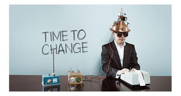 Change-Modell