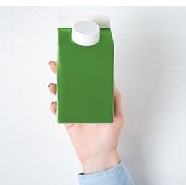 Grüne Verpackung