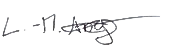 Unterschrift Lea-Maria Anger